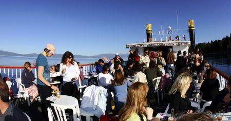 Tahoe Gal, Happy Hour Cruise