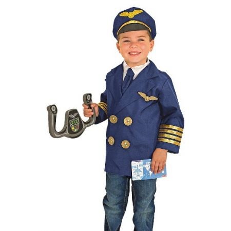 Toy Maniacs, Pilot Costume