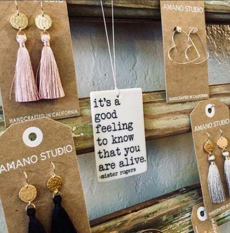 GaiaLicious Boutique, Amano Studio Jewelry