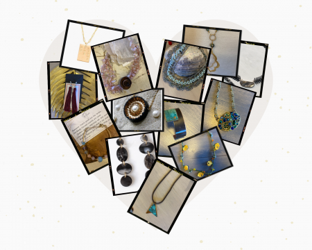 Ginger Threads Collections, Assortment of Handmade Jewelry
