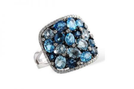 Bluestone Jewelry, Bluestone Signature Collection Ring