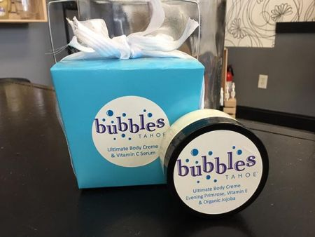 Bubbles Tahoe, Ultimate Body Creme Gift Box