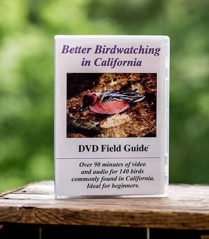Sierra State Parks Foundation, Better Bird Watching In California DVD