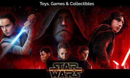 Toy Maniacs, Star Wars Toys & Collectibles