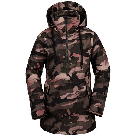 Tahoe Dave's, Women's Fern Insulated Gore Pullover Jacket