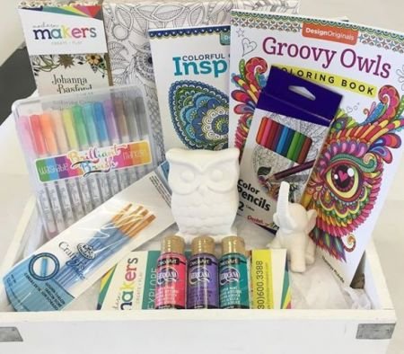 Tahoe Modern Makers, Arts & Crafts Gift Sets