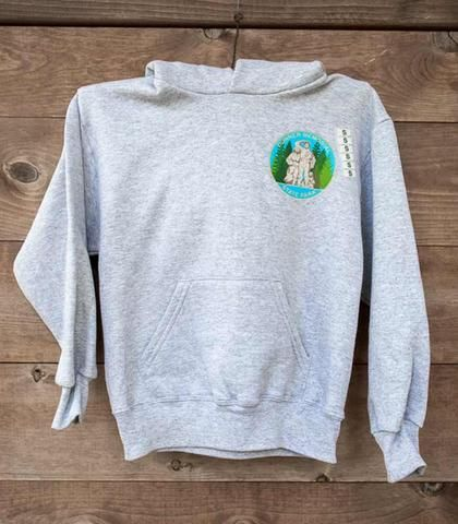 Sierra State Parks Foundation, Children's Pullover Hooded Sweatshirt