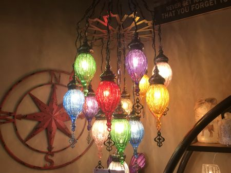 Welcome Home Shoppe, Lamps, Chandeliers & Pendants