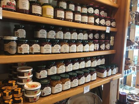 The Cork and More, Fruit Spreads, Jelly & Jam