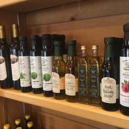 The Cork and More, Olive Oils & Balsamics