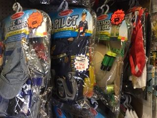 Toy Maniacs, Halloween Costumes & Toys
