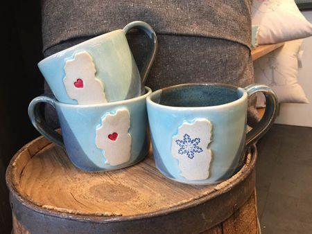 The Trunk Show, Lake Tahoe Love Mug