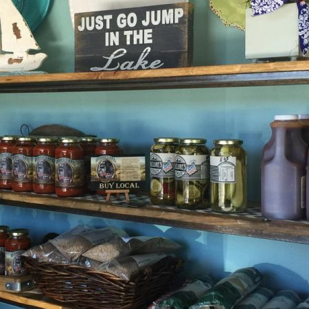 Marty's Provisions, Sauces & Sides made Locally