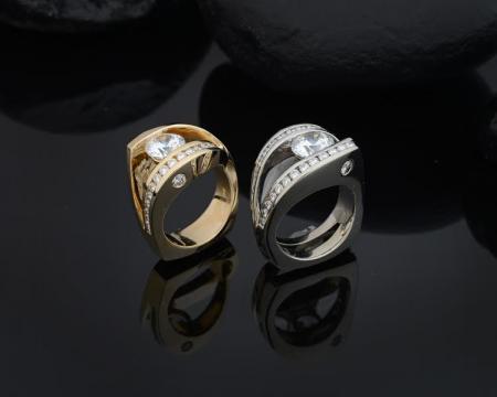 Steve Schmier's Jewelry, Reubel Rings