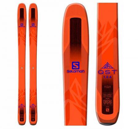Village Ski Loft, Salomon QST Stella 106 Ski