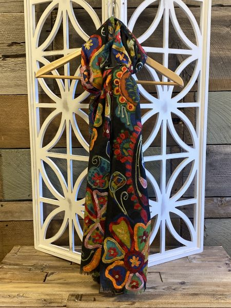 Ginger Threads Collections, Ethically-Made Scarves