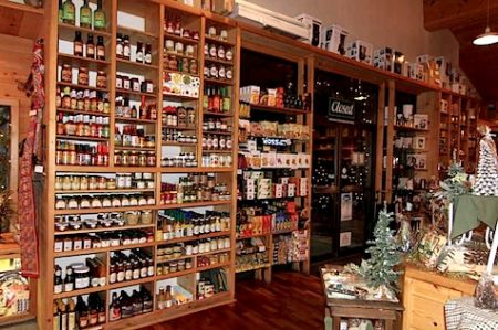 The Cork and More, Specialty Foods