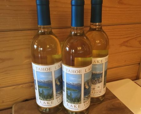 The Cork and More, Lake Tahoe Chardonnay