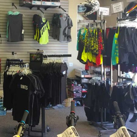 South Shore Bikes, 40-50% off 2017 Apparel