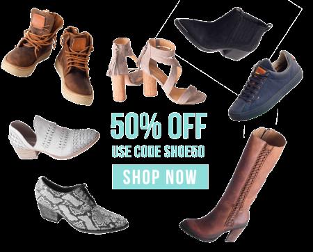 Tahoe University, 50% Off Shoes