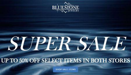Bluestone Jewelry, 30% to 50% Off Jewelry