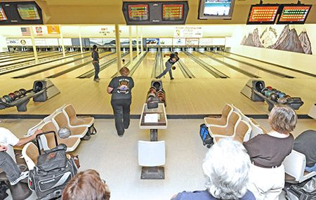 Bowl Incline, $24/hour Bowling