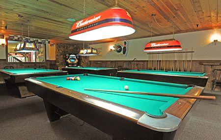 Bowl Incline, $8/hour Billiards