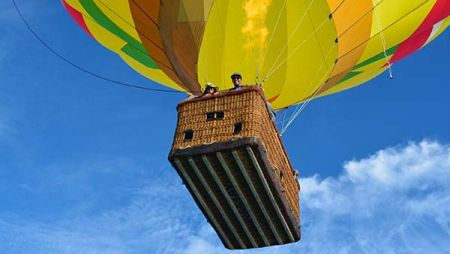 Lake Tahoe Balloons, Private Flight for 2