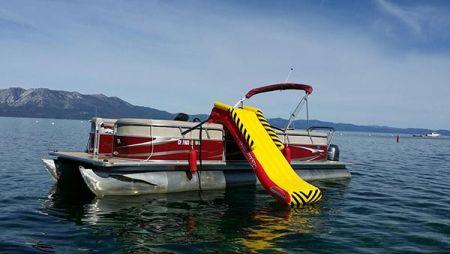 Tahoe Sports, Pontoon Boat Rentals