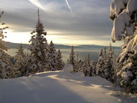 Lake Tahoe Snowmobile Tours, Private Ultimate Snowmobile Adventure