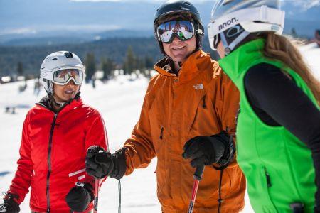 Tahoe Donner Downhill Ski Area, Take a Private Lesson