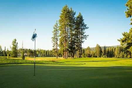 Tahoe City Golf Course, Play Where the Rat Pack Did