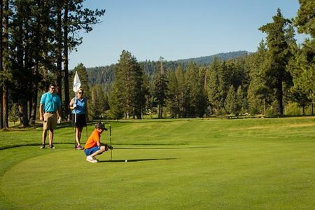 Tahoe City Golf Course, Morning Youth Clinics