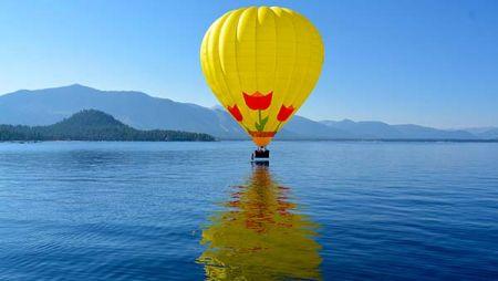Lake Tahoe Balloons, Classic Tahoe Flight