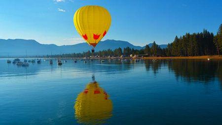 Lake Tahoe Balloons, The Gift of Flight