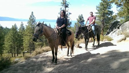 Zephyr Cove Stables, Guided Horseback Rides