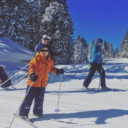 Tahoe Cross Country Center, Cross Country Ski Lessons & Clinics