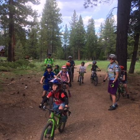 Tahoe Cross Country Center, Junior Mountain Riders