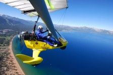 Hang Gliding Tahoe, AROUND LAKE TAHOE Hang Gliding