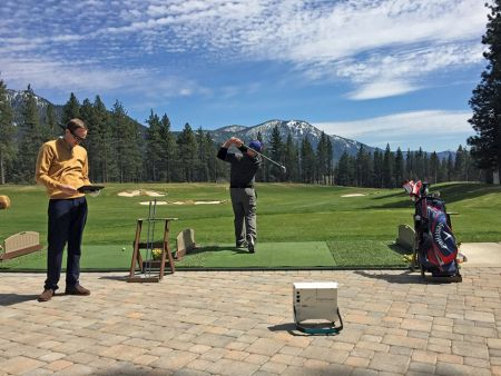 The Golf Courses at Incline Village, Driving Range at the Champ