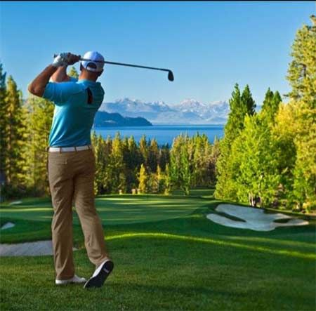 The Golf Courses at Incline Village, Golf at the Championship Course