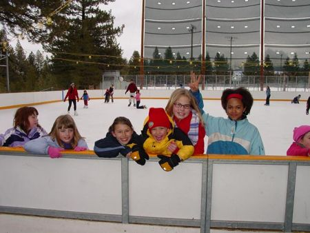 Truckee Ice Rink, Ice Dancing Lessons