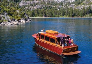 Tahoe Tastings, Mid-Day Wine Tasting Cruise