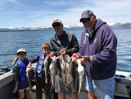 Mile High Fishing, Public Shared Charter