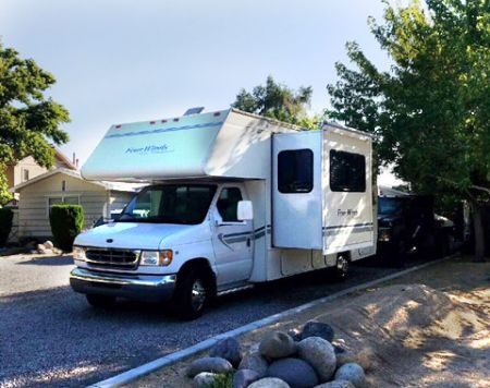 Tahoe Boat & RV Rents, Four Winds RV Rental