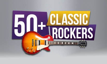 Hard Rock Hotel & Casino, 50+ Classic Rockers