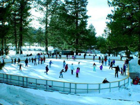 Truckee Ice Rink, Public Ice Skating