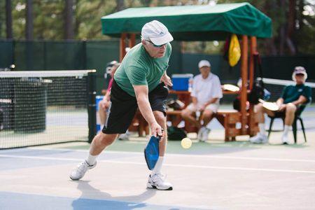 Incline Village Recreation & Tennis Center, Pickleball at the Incline Village Tennis Center