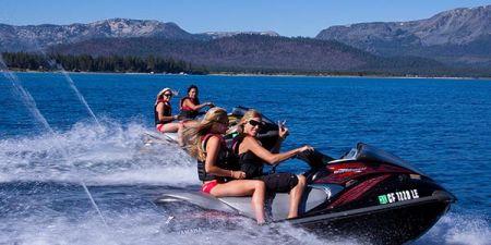 Tahoe Sports, Jet Ski Rentals