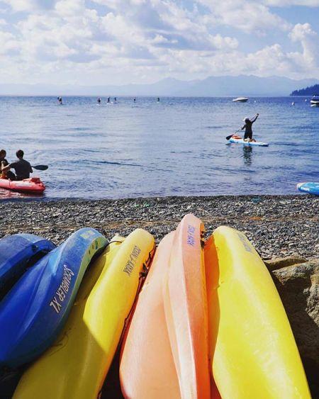 Waterman's Landing, Kayak Rentals